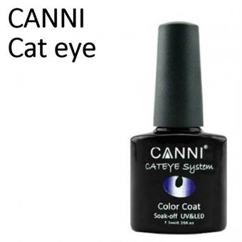 Гель-лаки CANNI Cat eye
