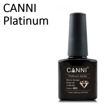 Гель-лаки CANNI Platinum