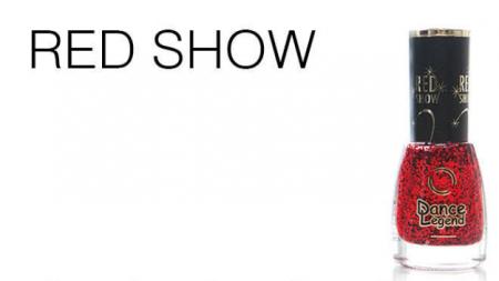 Лаки Dance Legend Red Show